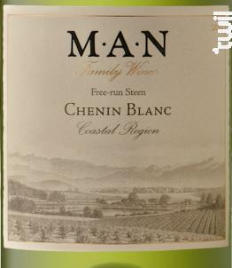 Free run steen - chenin blanc - MAN FAMILY WINES - 2018 - Blanc