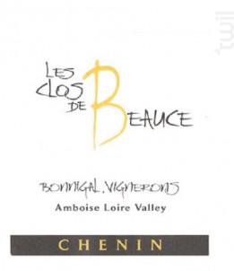 Les Clos de Beauce - Bonnigal et Bodet - 2016 - Blanc