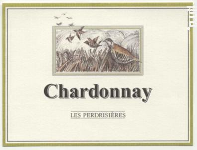 Les Perdrisières Chardonnay - Maison L. Tramier et Fils - 2017 - Blanc