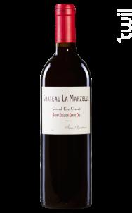 Château la Marzelle - Château La Marzelle - 2012 - Rouge