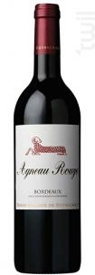 Agneau Rouge - Baron Philippe De Rothschild - 2018 - Rouge