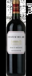 Château Bel Air - Château Bel Air - 1989 - Rouge