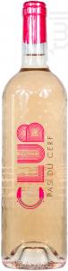CLUB - Château Pas du Cerf - 2019 - Rosé