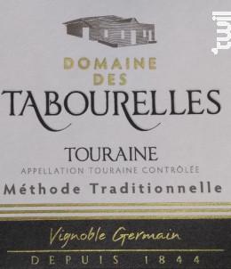 Méthode Traditionnelle  Brut - Domaine des Tabourelles - Non millésimé - Effervescent