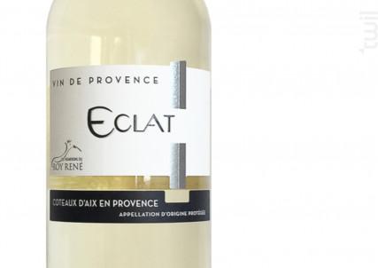 ECLAT - Les Vignerons du Roy Rene SCA - 2017 - Blanc
