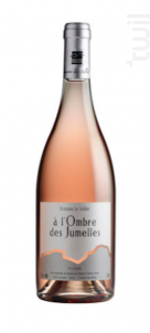 A l'Ombre des Jumelles - Domaine Le Sollier - 2019 - Rosé