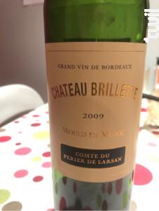 Château Brillette - Château Brillette - 2009 - Rouge