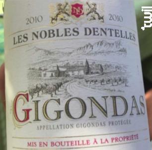 Gigondas - Les Nobles Dentelles - 2005 - Rouge
