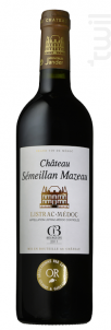 Château Sémeillan Mazeau - Château Semeillan Mazeau - 2012 - Rouge