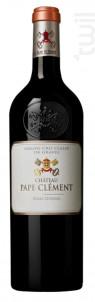 Château Pape Clément - Château Pape Clément - 2018 - Rouge