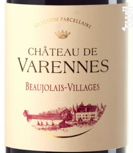 Beaujolais-Villages Château de Varennes - Albert Bichot - 2018 - Rouge