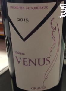 Château Vénus - Château Vénus - 2015 - Rouge