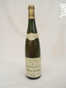Domaine Lorentz - Domaine Lorentz - 1989 - Blanc