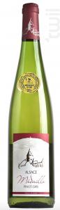 Médaille Pinot Gris - La Cave du Vieil Armand - 2011 - Blanc