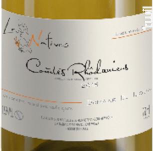 Le Loup - Comtés Rhodaniens - LES NATIVES - 2015 - Blanc
