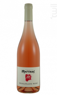 Beaujolais Rosé - Domaine des Marrans - 2018 - Rosé