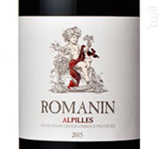 Romanin - Château Romanin - 2017 - Rouge