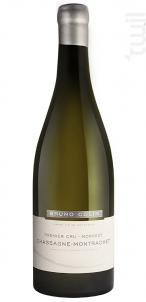 Chassagne-Montrachet Premier Cru Morgeot - Domaine Bruno Colin - 2017 - Blanc