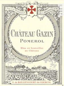 Château Gazin - Château Gazin - 2017 - Rouge