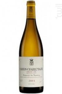 Corton-Charlemagne Grand Cru - Domaine Bonneau du Martray - 2000 - Blanc