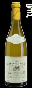 Cuvée Marie-Josèphe Ferraud - P. Ferraud & Fils - 2018 - Blanc