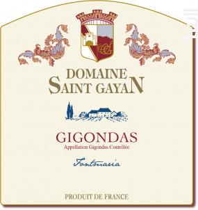 Fontmaria - Domaine Saint Gayan - 2014 - Rouge