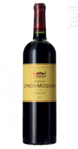 Château Lynch-Moussas - Château Lynch-Moussas - 2015 - Rouge