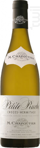La petite Ruche - Maison M. Chapoutier - 2017 - Blanc