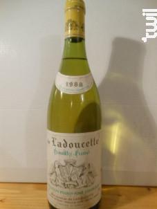 Pouilly fumé - Domaine de La Doucette - 1988 - Blanc