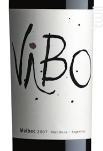 Malbec (Limited Edition) - ViBo - 2010 - Rouge