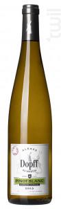 Pinot Blanc Tiré sur Lies - Dopff Au Moulin - 2018 - Blanc