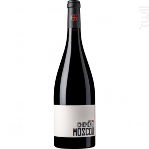 Chemin de Moscou - Domaine Gayda - 2017 - Rouge