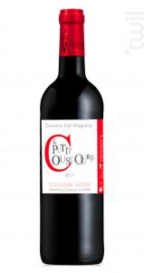 Le petit Couscouril Rouge - Domaine Vial Magnères - 2018 - Rouge