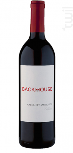Backhouse Cabernet Sauvignon - Backhouse - 2016 - Rouge