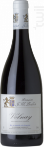 Volnay Rouge - Domaine Jean-Marc Boillot - 2014 - Rouge