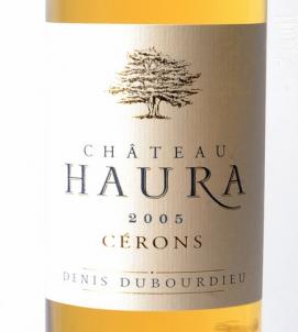 Château Haura Cérons - Denis Dubourdieu Domaines - 2010 - Blanc