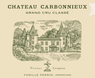 Château Carbonnieux - Château Carbonnieux - 2017 - Rouge