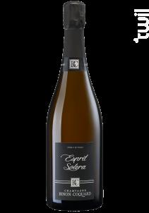 Esprit Solera - Champagne Binon Coquard - Non millésimé - Effervescent