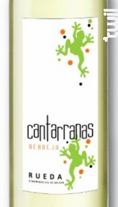 Cantarranas Rueda - Agrícola Castellana - 2017 - Blanc