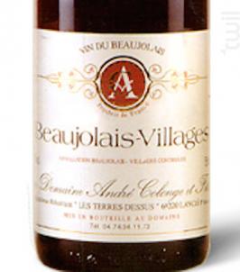 Beaujolais Villages - Domaine André Colonge et Fils - 2018 - Rouge