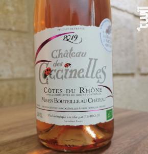 Château des Coccinelles Rosé 2019 - Château des Coccinelles - 2019 - Rosé