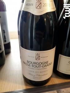 Bourgogne Passe-Tout-Grains - Maison Chandesais - 2018 - Rouge