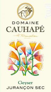 Geyser - Domaine Cauhapé - 2019 - Blanc