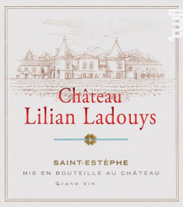 Château Lilian Ladouys - Château Lilian Ladouys - 2013 - Rouge