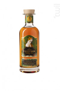 CANOUBIER Rhum des Caraïbes - Distillerie des Moisans - Non millésimé - Blanc