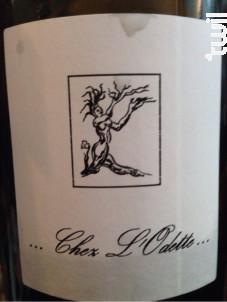 Chez l'Odette - Domaine Gilles Berlioz - 2012 - Blanc