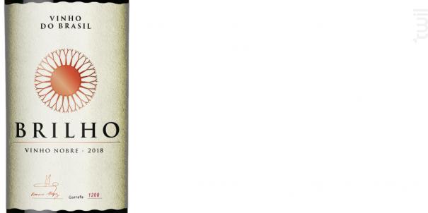Brilho Vinho Nobre - Bernard Magrez - 2018 - Rouge
