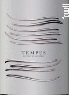 Tempus Blanc - Château de Figuières - 2017 - Blanc