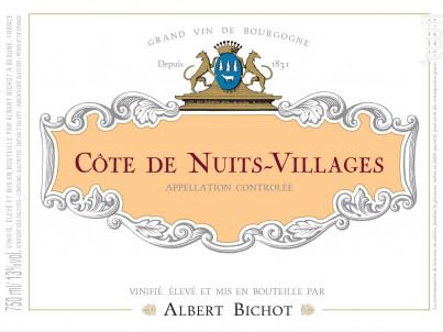 Côte de Nuits-Villages - Albert Bichot - 2018 - Rouge