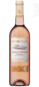 Cinsault Grenache - Roche Mazet - 2018 - Rosé